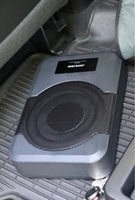 Used Alpine PWE S8 8 inch subwoofer for car in Dubai, UAE