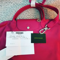 Used Longchamp Neo Medium size in Dubai, UAE