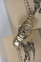 Used BURBERRY men's watch 40mm in Dubai, UAE