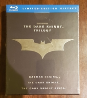 Used New Dark Knight Trilogy Bluray in Dubai, UAE
