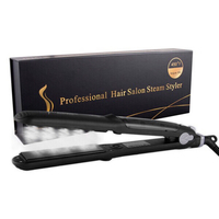 Hair salon steam Styler straightener