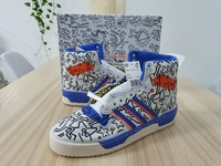 Used Adidas Keith Haring X Rivalry high in Dubai, UAE