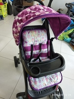 Used Baby stroller + car seat in Dubai, UAE