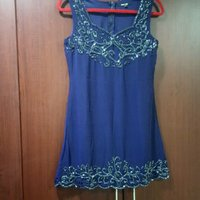Used New TFNC London dress in Dubai, UAE