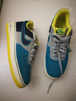 Used AUTHENTIC NIKE AIR FORCE 1 SNEAKS,SZ40.5 in Dubai, UAE