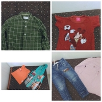 Used 1 year boy dress in Dubai, UAE