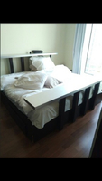 King Size Bed Custom made