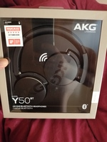 Used AKG Y50 BLUETOOTH HEADSET in Dubai, UAE