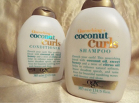 Ogx coconut curl shampoo conditioner