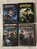 "Used Harry Potter movie ""CD"" in Dubai, UAE"