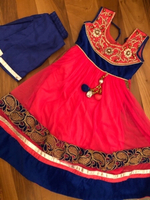 Used Indian dress for 7-8 year old in Dubai, UAE