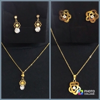 Used Earrings/ Necklaces// in Dubai, UAE