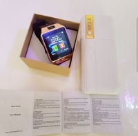 Used New 50000mah power bank+ smart watch in Dubai, UAE