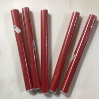 Used 5 decorative films (red color) in Dubai, UAE