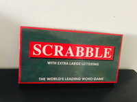 Used Scrabble board game in Dubai, UAE