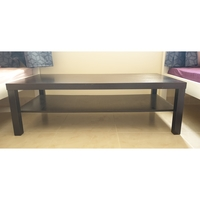 Used Pan Emirates Dark Brown Coffee Table in Dubai, UAE