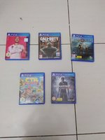 Used 5 ps4 games in Dubai, UAE