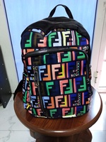 Used Fendi design backpack in Dubai, UAE
