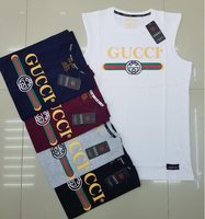 Used Gucci sleeveless 5 pcs Large in Dubai, UAE