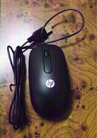 Used HP Laser mouse wired 💙 in Dubai, UAE