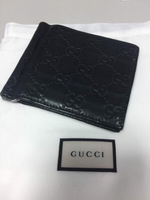 Used Gucci money clip wallet in Dubai, UAE