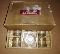 Used New cup and saucer set ~ in Dubai, UAE