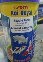 Used Staple food for fish 1000 grams in Dubai, UAE