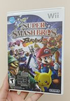 Used Super Smash Bros. brawl for the Wii in Dubai, UAE