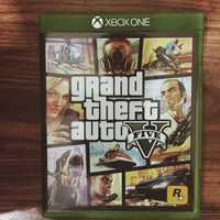 Used GTA 5 for Xbox one (almost new) in Dubai, UAE