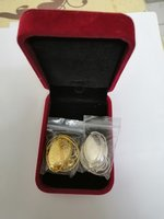 Used extended photo lock gold + silver 2pcs in Dubai, UAE