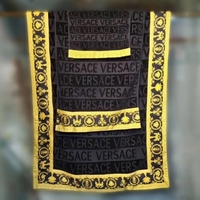 Used Versace towel in Dubai, UAE