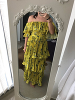 Used Summer Floral Dress in Dubai, UAE