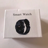 Used Black smart watch (new) in Dubai, UAE