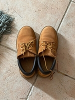 Used Timberland, original sneakers  in Dubai, UAE