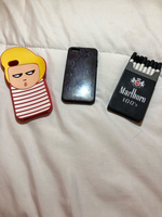 Used Funny and cute iPhone 5s cover bundle in Dubai, UAE