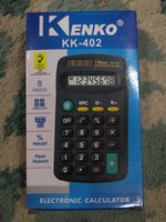 Used Calculator 2pcs in Dubai, UAE