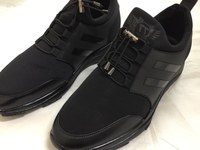 Used black shoes 40size in Dubai, UAE