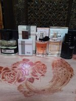 Used 5 pcs perfume 25ml each in Dubai, UAE