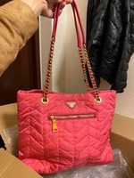 Used Prada Quilted Nylon Bag in Dubai, UAE