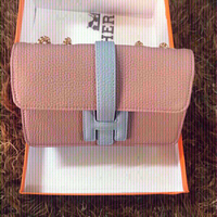 Hermes pink bag  first class copy