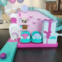 Used Shopkins Toy Set in Dubai, UAE