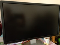 Used Dell Monitor 24 inches- VGA in Dubai, UAE