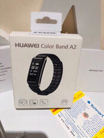 Used HUAWEI Color Band A2 color black in Dubai, UAE
