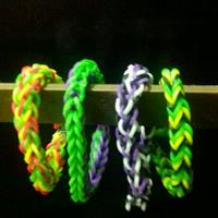 Used 4 New Loom Band Bracelet  in Dubai, UAE