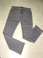 Used Preloved Forever 21 Jeans Size 26 Grey in Dubai, UAE