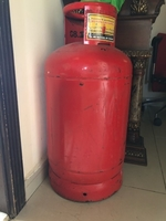 Used Gas cylinder( Ajman ) plus regulatorpipe in Dubai, UAE