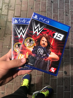 Used WWE 2K19 (EACH GAME)  in Dubai, UAE