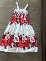 Used Dress for a girl 7-8 years old new in Dubai, UAE