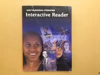 Used Interactive Reader HOLT McDOUGAL in Dubai, UAE
