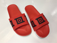 Used Versace slippers size 44, new in Dubai, UAE